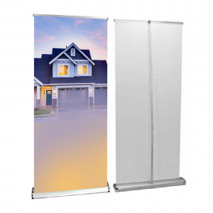 Premium Retractable Banner Stand