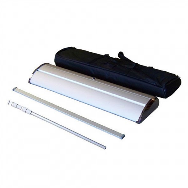 Premium Retractable Banner Stand Kit