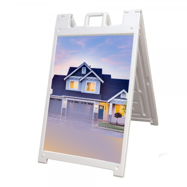 Signicade Deluxe A Frame Signs 24″x 36″
